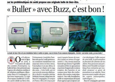 Presse beOtop Le Journal du Palais mai 2017