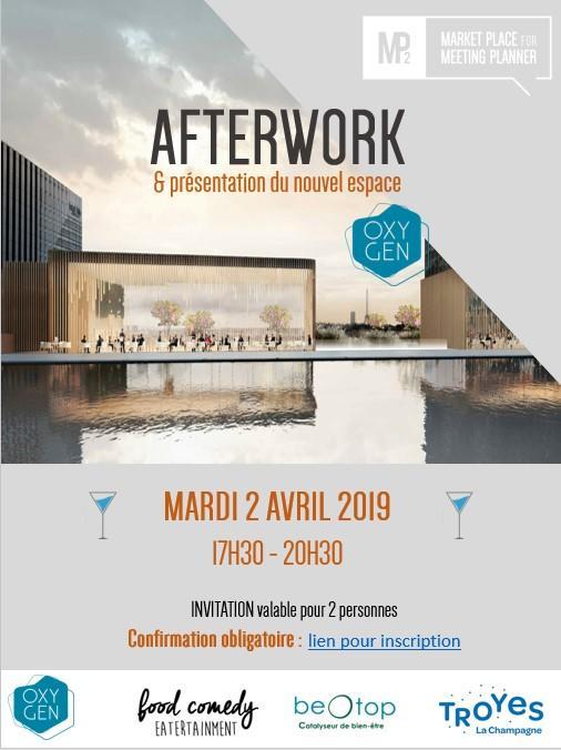 Afterwork NODD Oxygen 2019