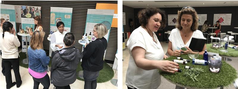 Journée QVT L'Oréal Campus 2018